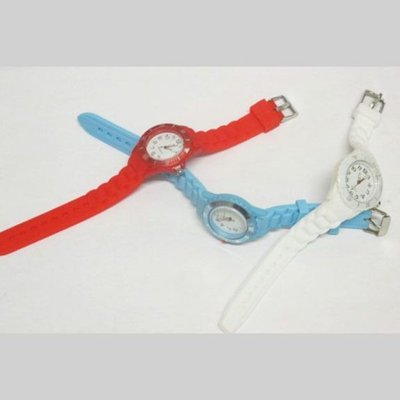 Women's watch silicone