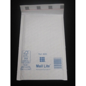 Pack of 10 Bubbles envelopes