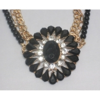 Collier pierre fantaisie