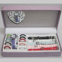 box interchangeable watch woman
