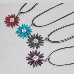 Flower Jewelry Pack of 12