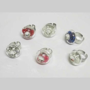wholesale ring blown glass