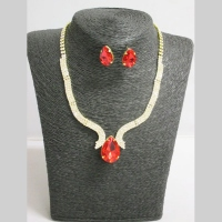Woman's jewelry set