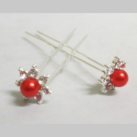 HairPin red