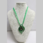 Women's Glass Necklace