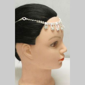 belt forehead jewelry