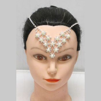 wedding jewelry accessory front