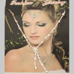 rhinestone jewelry forehead