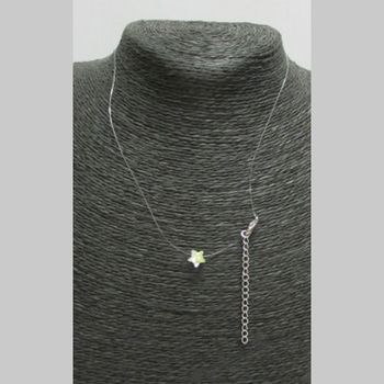 star necklace fishing line