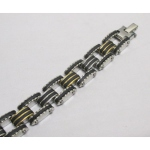 Men Steele Bracelet chain