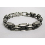 Men Steele Bracelet bike chain
