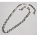 mesh bracelet necklace steel chain