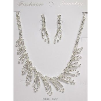 Rhinestone Fashion Jewelry