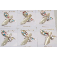Broche papillon pack
