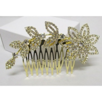 Comb hair accessory