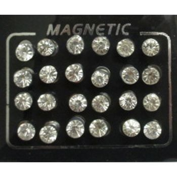 Earring magnetic
