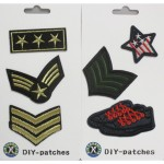 Patch personalization clothing