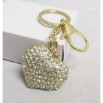 Jewel for Bag heart