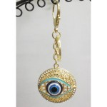 Earring eye for handbag