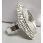 lot de bague strass en vente