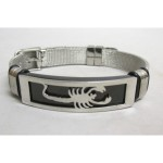 Men's Scorpion Steel Bracelet