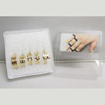 Ring to sublimate your hands