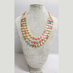 multicolored jewelry