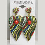 speciale boucle d oreille africaine