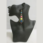 African Ethnic Jewelry Earrings