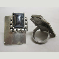 Ring aged woman
