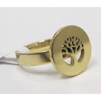 Jewelry tree life ring