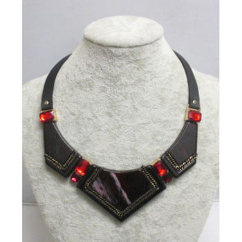 necklace resin fashion accessory