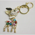 bambi jewelry key ring