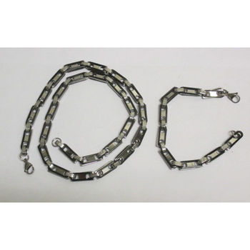 Men's Steel Jewelry