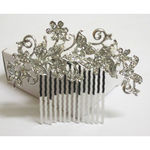 Decorative wedding combs