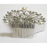 Decorative hair combs