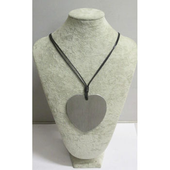 necklace jewelery adjustable heart