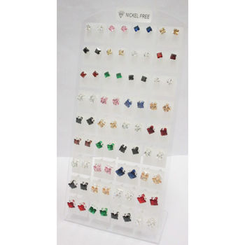 cheap zirconium earring