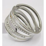 rigid bangle bracelet for parties