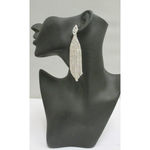 Crystal ear pendant jewelry