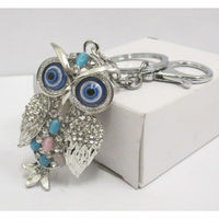 owl jewelry to hang on your bag