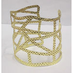 chiselled bangle