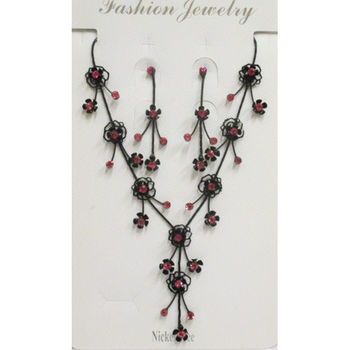 Valentine's day jewelry collection for women