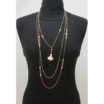 discreet necklace and class