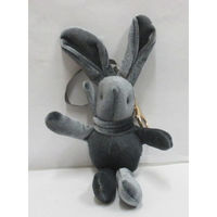 novelty jewelry rabbit plush bag
