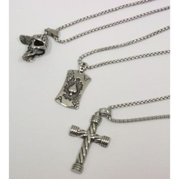 steel chain to combine with pendant
