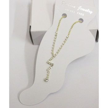 Foot chain anklet