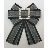 Fabric lace bow