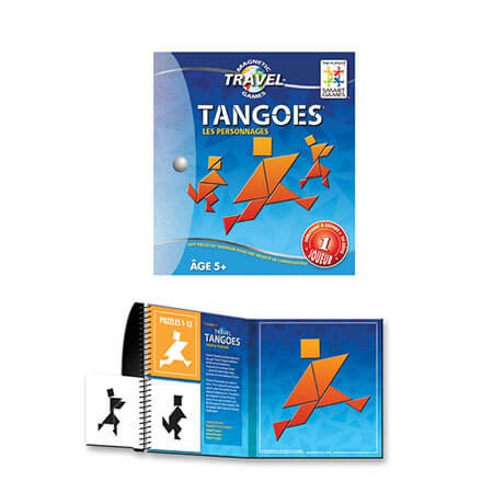 Tangoes Les Personnages