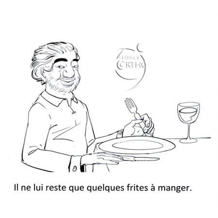 Le trait manquant